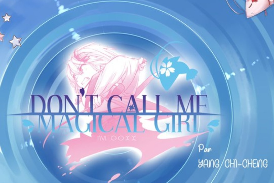 Don't call me a Magical Girl