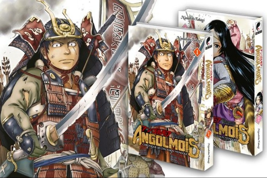 Angolmois tomes 1 et 2