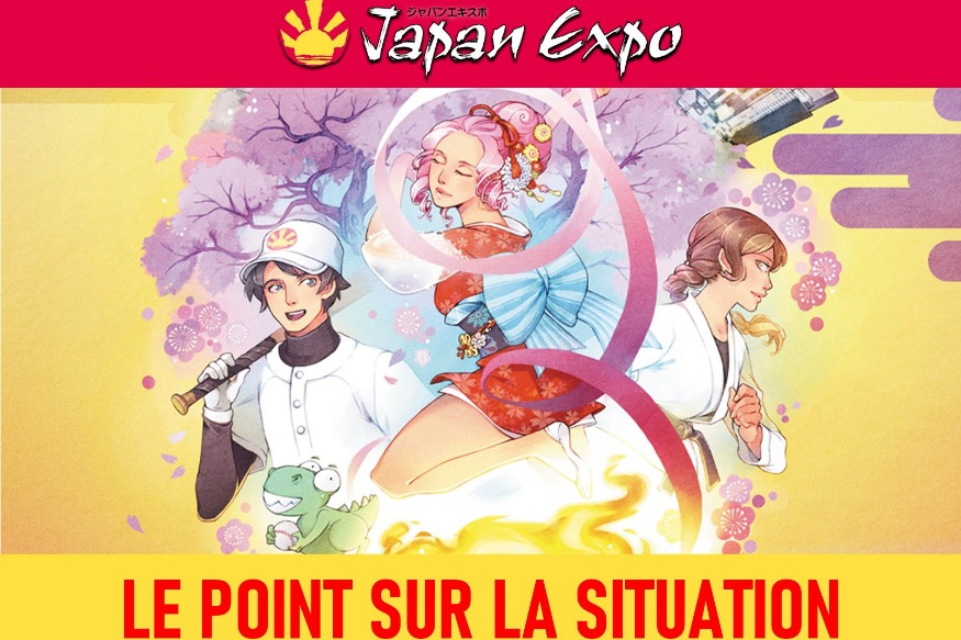 [REPORT] JAPAN EXPO DONNE RENDEZ-VOUS EN 2021