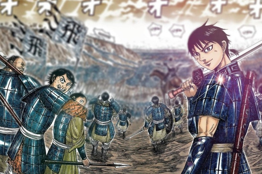 [CHRONIQUE] Kingdom tome 42