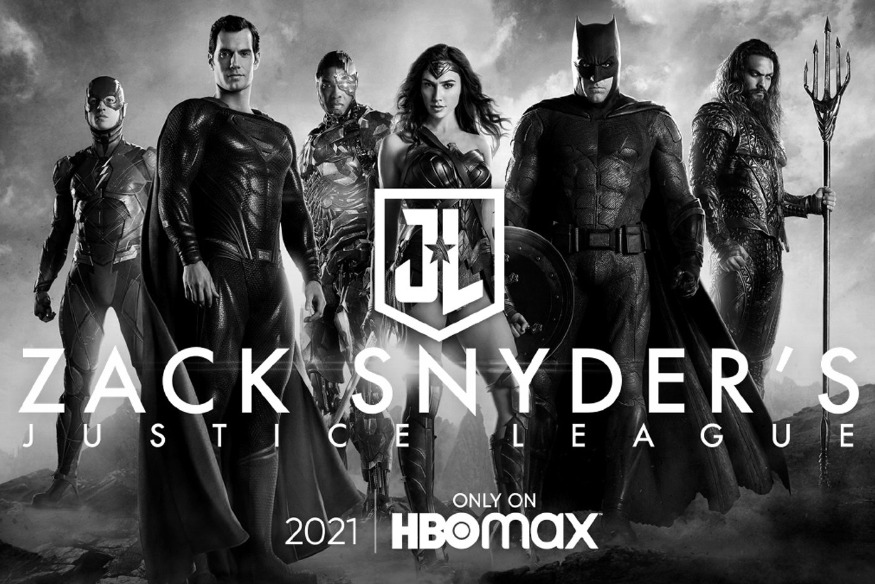 [CHRONIQUE] JUSTICE LEAGUE SNYDER CUT - SANS SPOIL